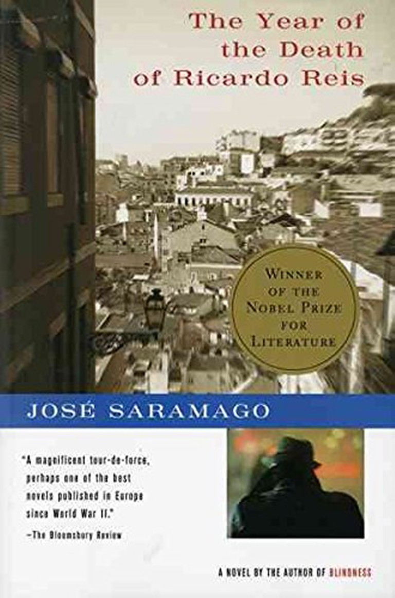 The Year of the Death of Ricardo Reis by José Saramago | © Harvill Press