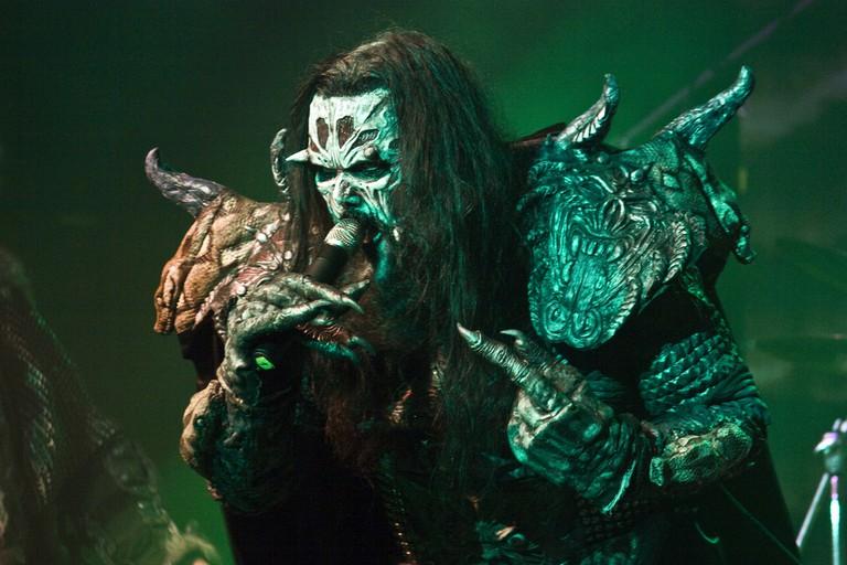 Lordi – Salamandra – Diciembre 2010