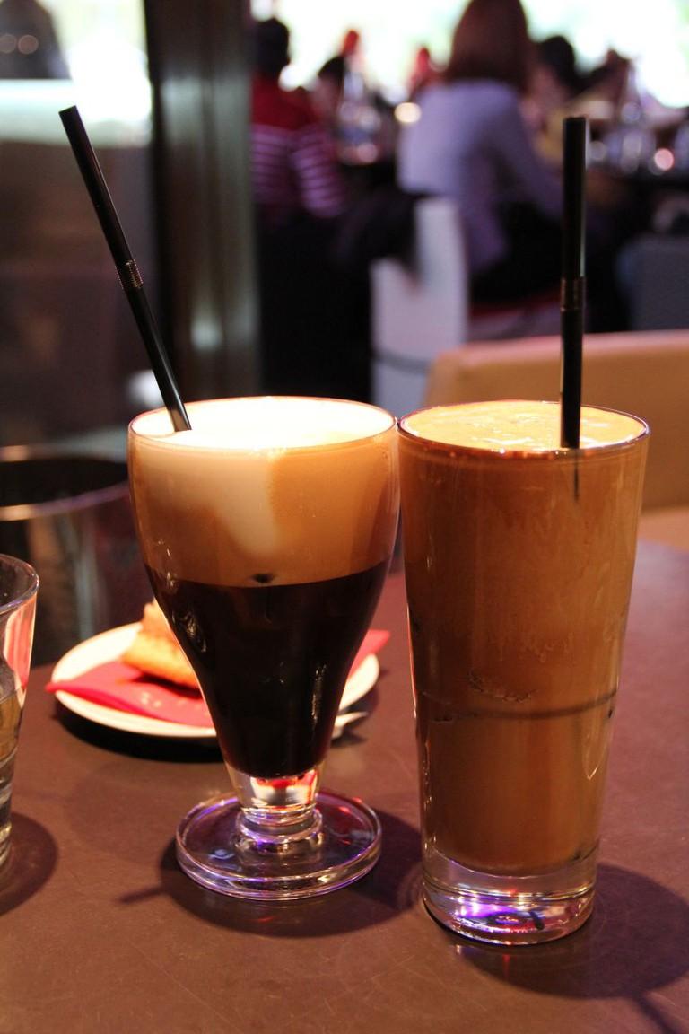 Freddo espresso & freddo cappucino