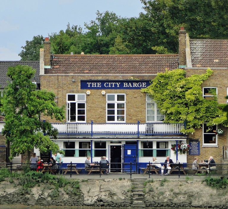 City Barge pub