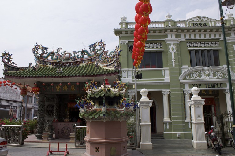 Hainan Temple and Yap Temple