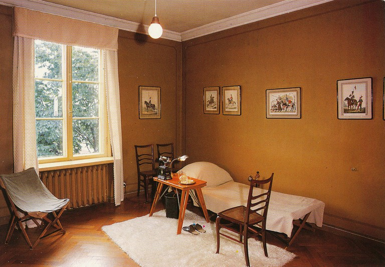 A room in the Mannerheim Museum/ Mellydoll/ Flickr