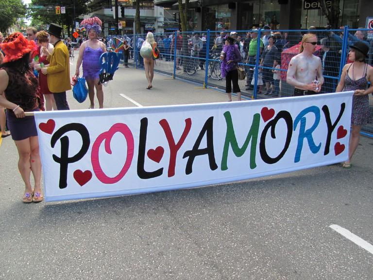Polyamory Banner | © Robert Ashworth/Flickr