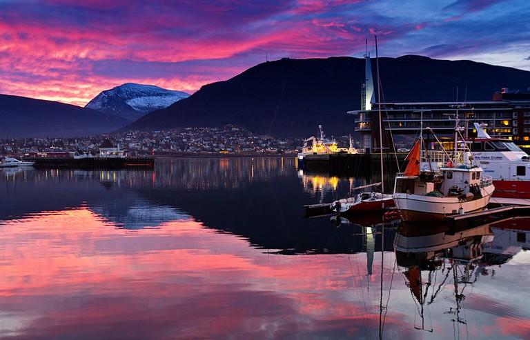 Fargesprakende Tromsø