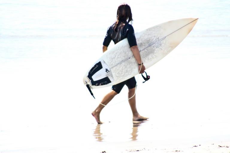White Surf