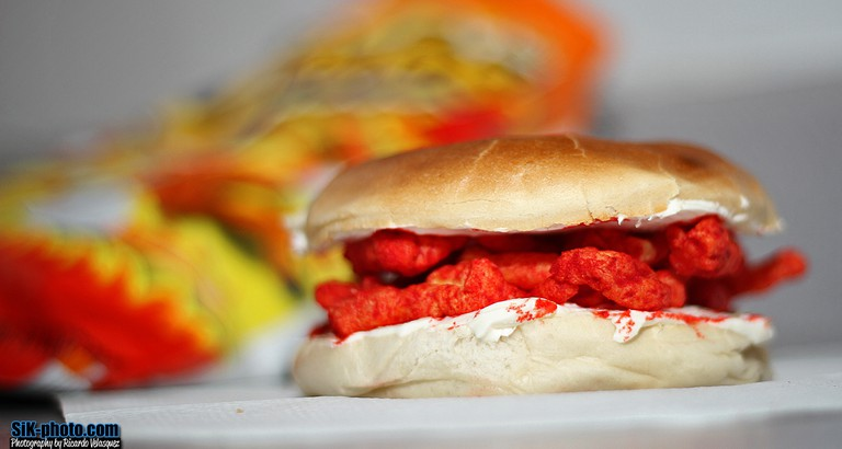 Flamin' Hot Cheetos have become something of a cult culinary item