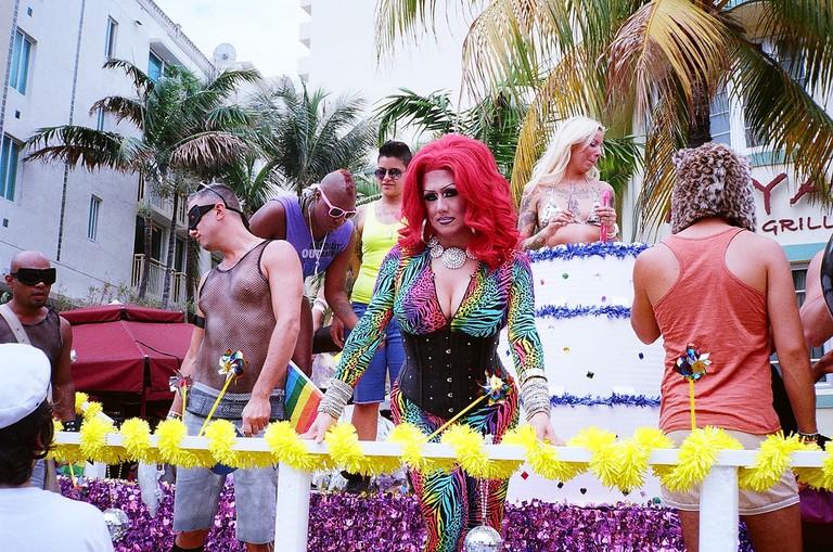 Miami Gay Pride Parade