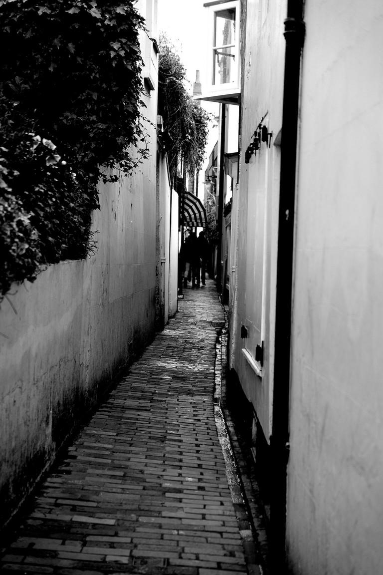 Ship Street Gardens   © Paul Hudson/Flickr