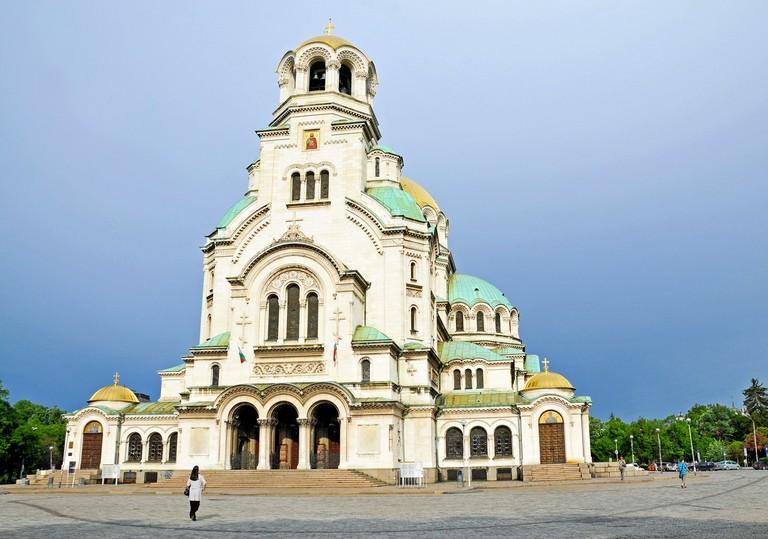 St Alexander Nevski Cathedral, Sofia