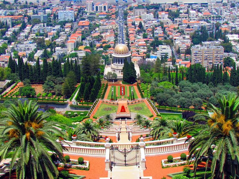 Bahai Temple, Haifa, Israel