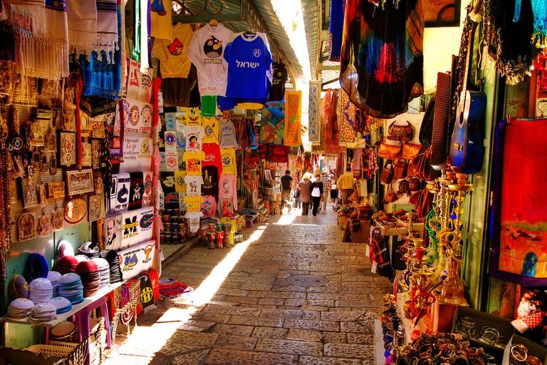 Jerusalem's Old City Market
