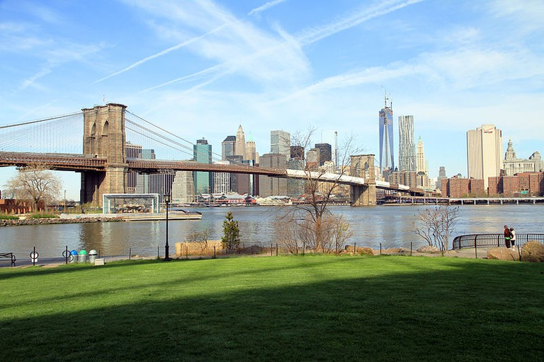 Brooklyn Bridge Park l