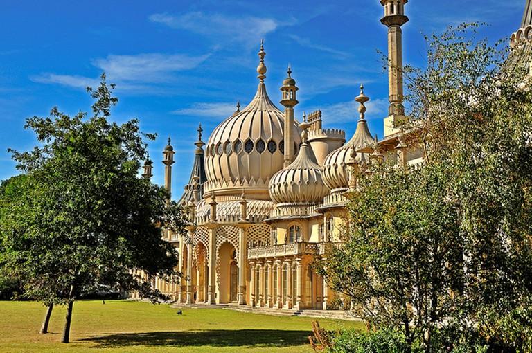 Royal Pavilion | © Steve Slater/Flickr