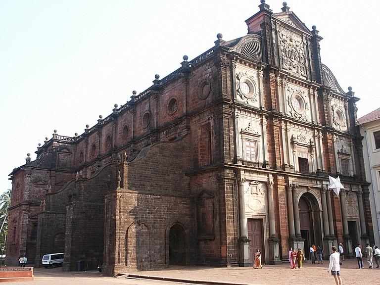 Basilica of Bom Jesus, Goa | © Ramesh Lalwani/Flickr