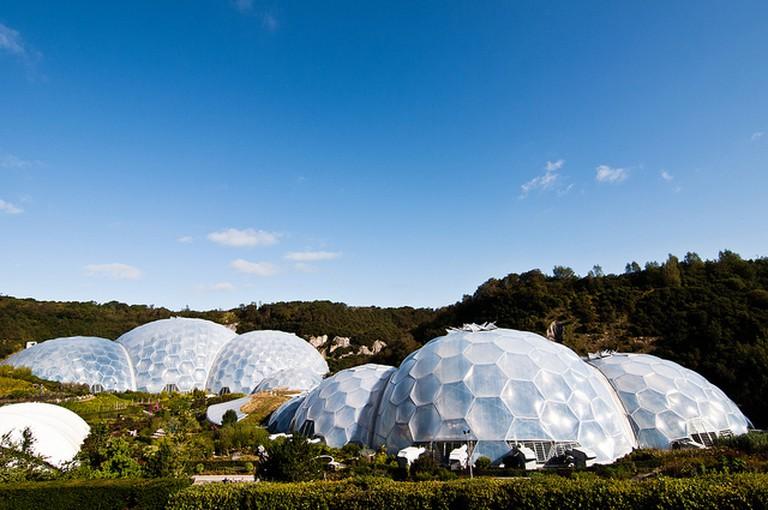 Eden Project | © Tim Parkinson/Flickr