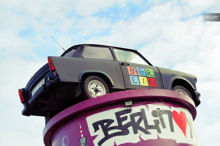 Berliner's love their city | © Yann Gar / Flickr