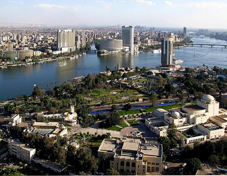 Cairo, Recent