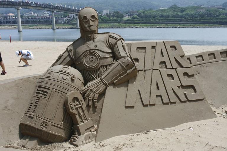 Fulong International Sand Sculpture Festival   © Kirk Hsu / Flickr
