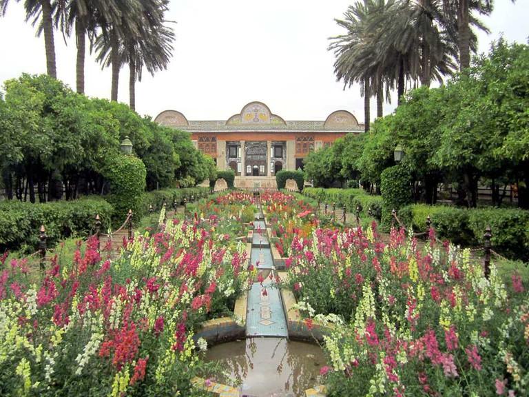 Naranjastan Garden in Shiraz | © David Stanley / Flickr
