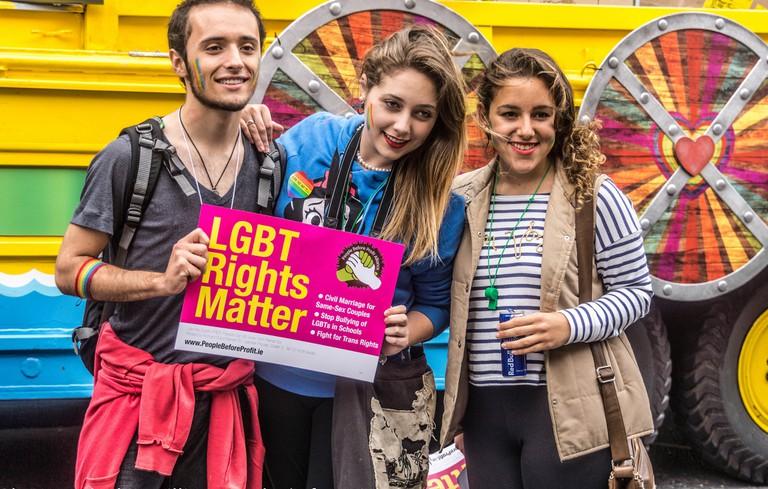Dublin LGBTQ Pride Festival 2013   © William Murphy/Flickr
