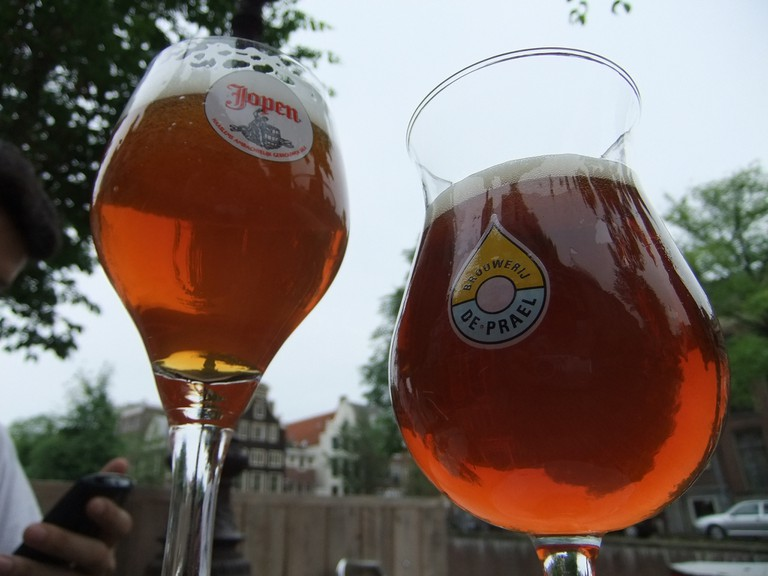 Sample some local beer at Proeflokaal Arendsnest