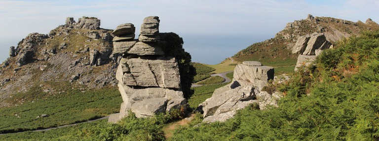 Valley of the Rocks | © j.e.mcgowan/Flickr