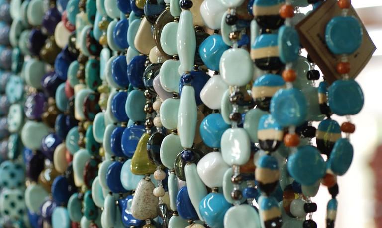 Kazuri Beads | © Class V / Flickr