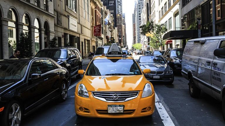 New York traffic /