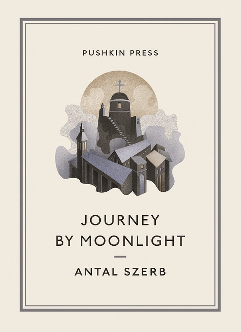Journey By Moonlight cover, Antal Szerb