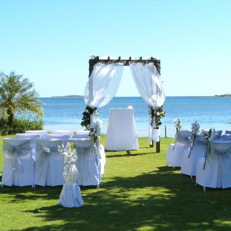 Wedding at Chateau Royal