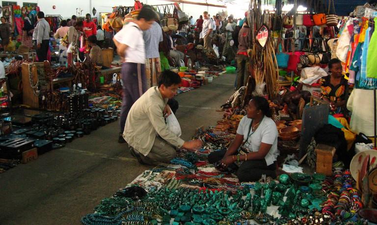 Maasai Market   © Meaduva / Flickr
