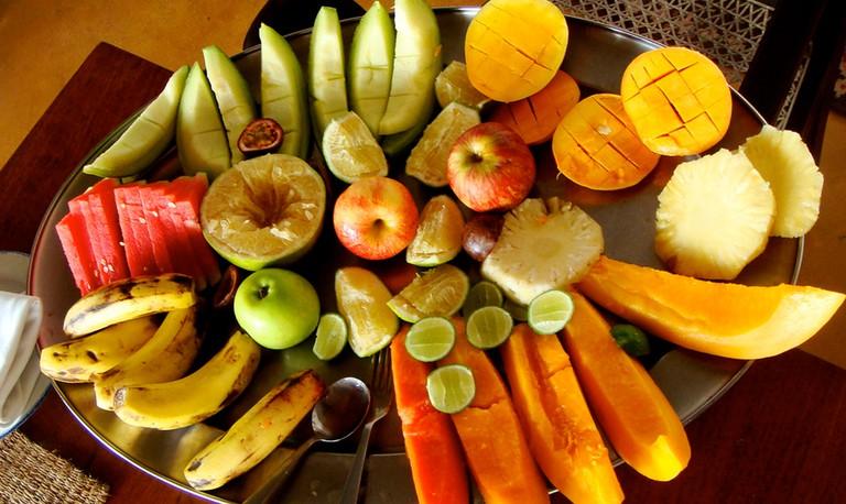 Fruit| © Sam.Romilly/ Flickr