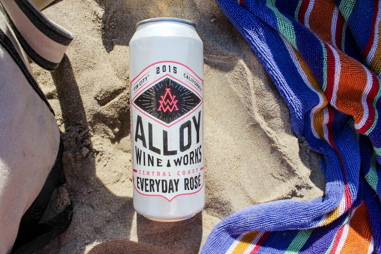 "Alloy Wine Works ""Everyday Rosé"""