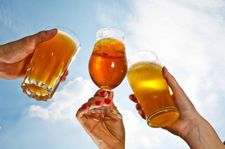 Beers from Brussels | © visit.brussels