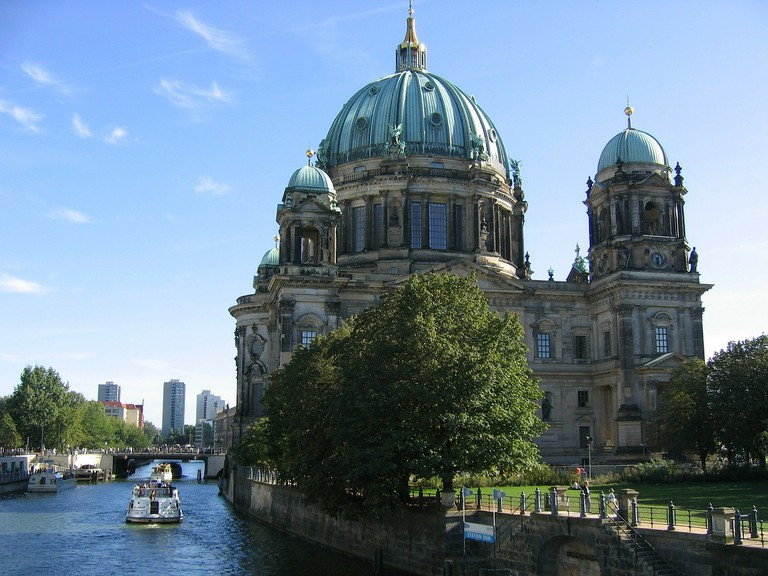 Cruise into Berlin's historical city | © tpsdave/Pixabay