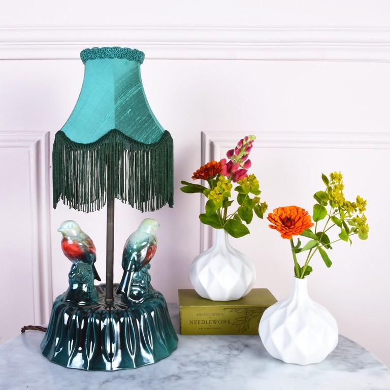 'Birds Of Paradise' lamp—Jewel   © Mia Fleur