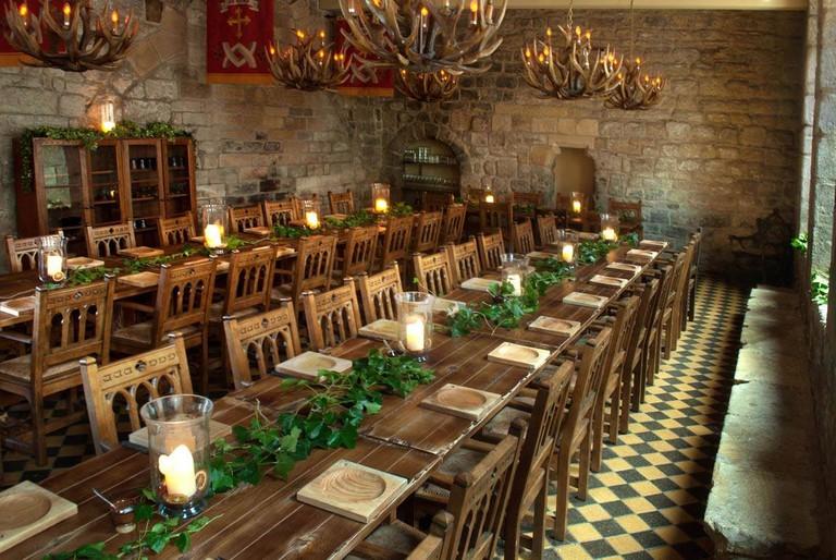 Blackfriars Banquet Hall | © Blackfriars/Facebook