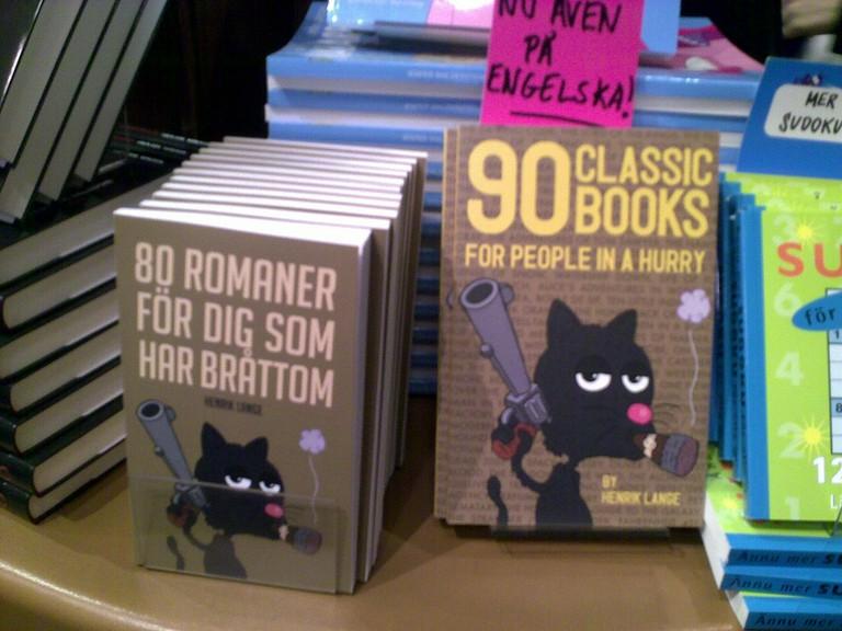 Bookstores Gothenburg