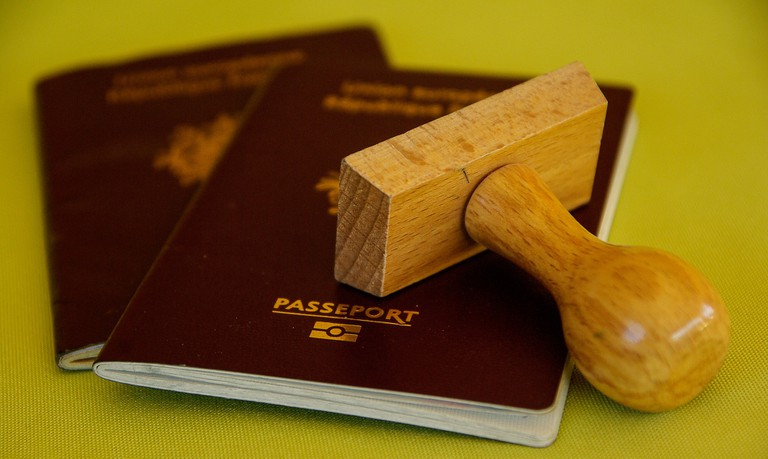 Don't carry your passport