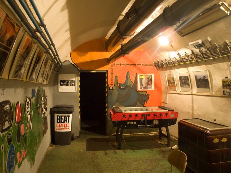 Prague nuclear bunker   Honza Groh / Wikimedia