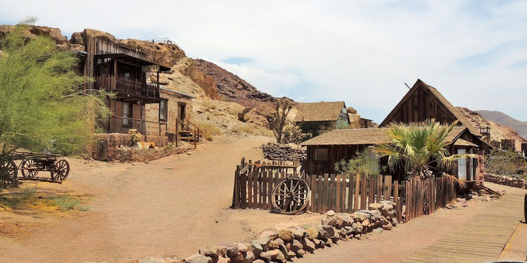Calico Ghost Town © Tracy