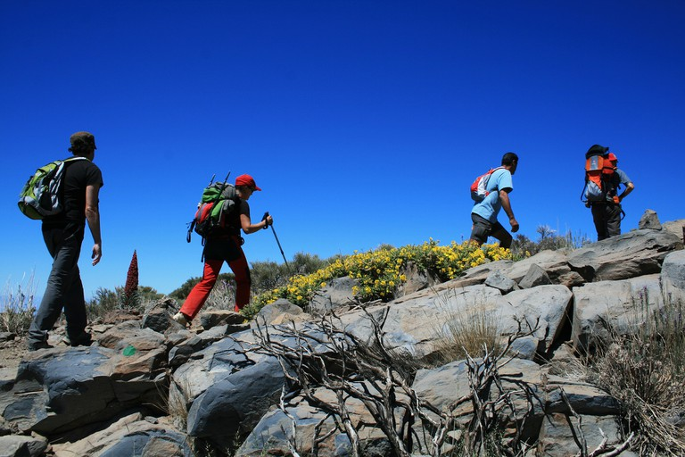 Trekking enthusiasts will find some great routes in Malaga; Erdmann-Crew, pixabay