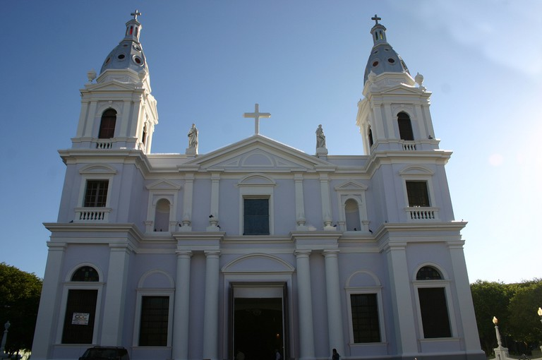 Cathedral in Ponce