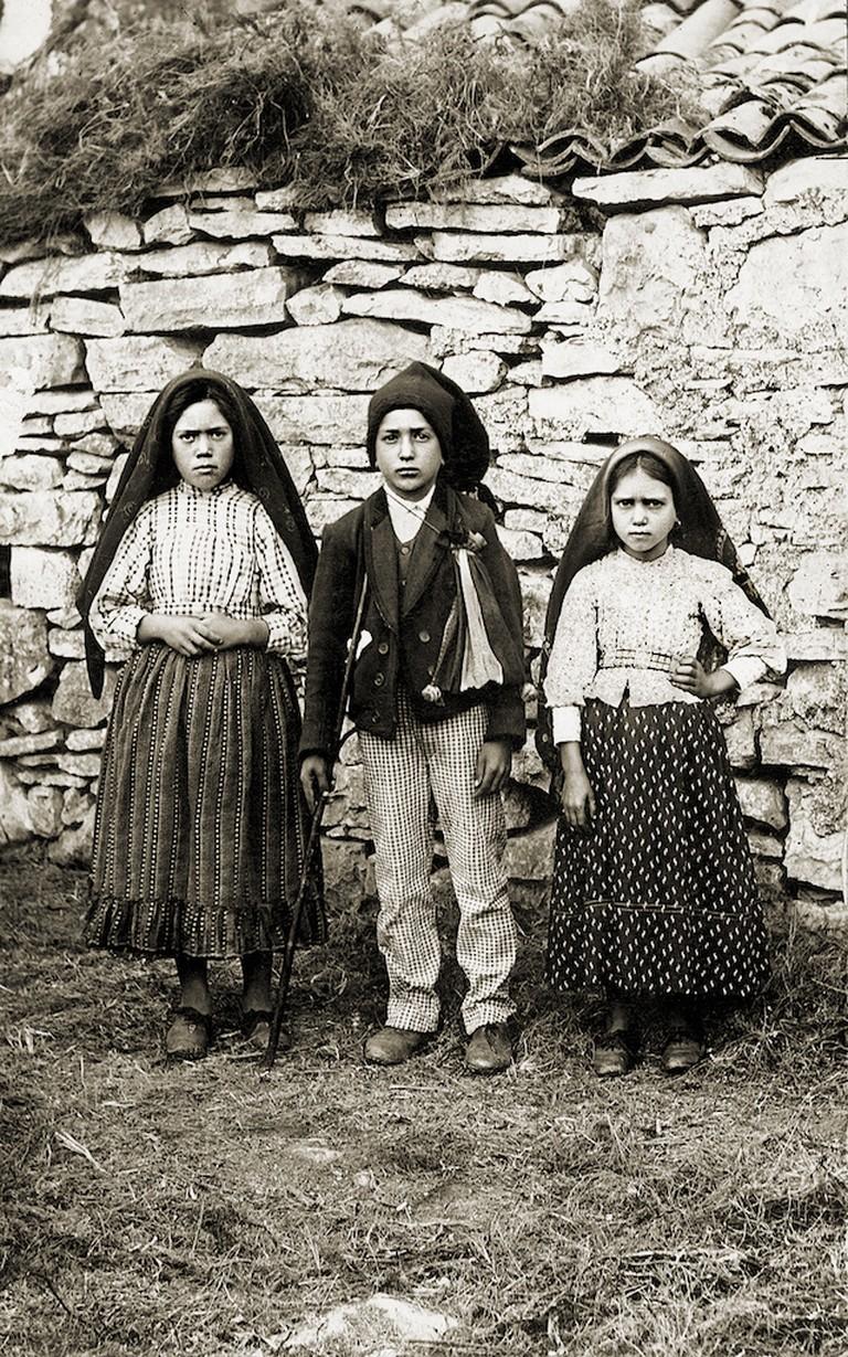 The Children of Fátima, Portugal