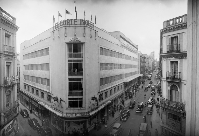 The store in 1952