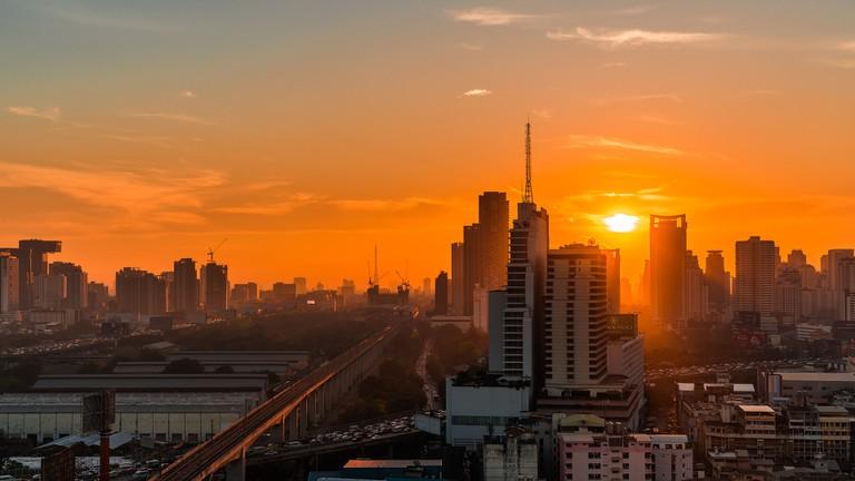City, Bangkok