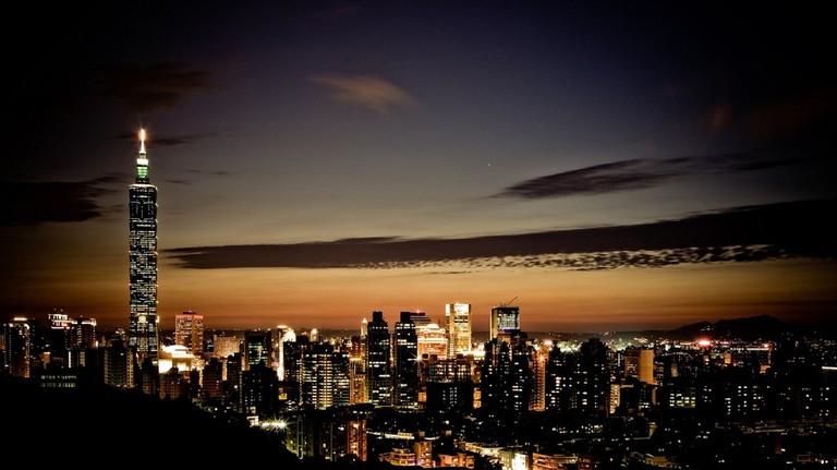 Taipei Night View