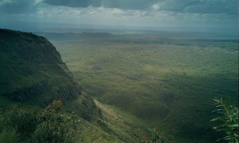 Menengai Crater | © Henri Bergius / Flickr