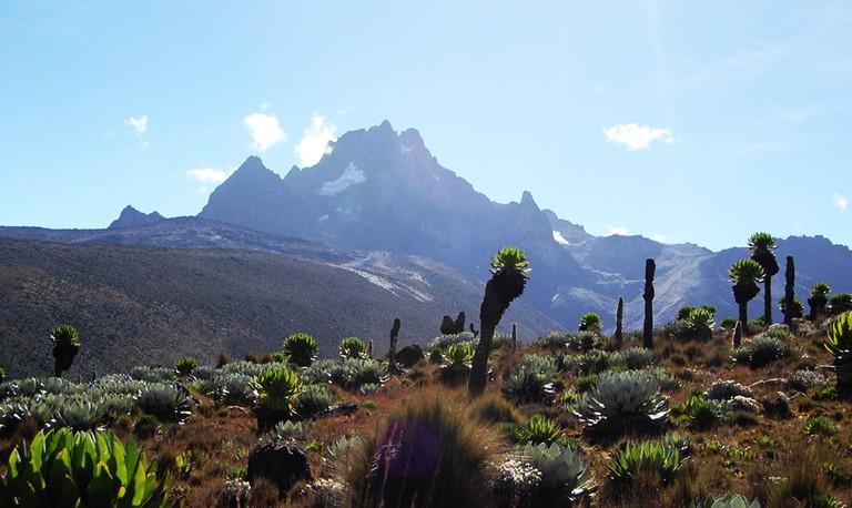 Mt Kenya | © Meaduva / Flickr