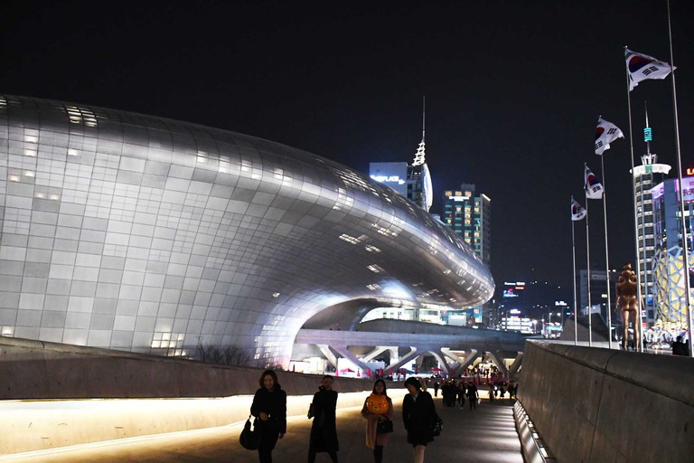 The modern face of South Korea I